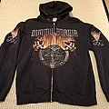 Dimmu Borgir - Hooded Top - DIMMU BORGIR In Sorte Diaboli Hoodie