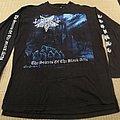 Dark Funeral - TShirt or Longsleeve - DARK FUNERAL The Secrets of the Black Arts LS 1998