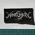 Wintersun - Patch - Wintersun - logo patch