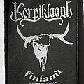 Korpiklaani - Patch - Korpiklaani - Finnland patch