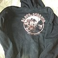 Black Sabbath - Hooded Top - Self tilted anniversary hoodie