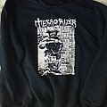 Terrorizer - TShirt or Longsleeve - Fear of napalm sweatshirt