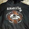Birdflesh - Hooded Top - Birdskull logo
