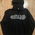 Rot In Hell - Hooded Top - Rot In Hell Termini Terrae Hoodie