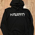 Integrity - Hooded Top - Integrity Humanity is the Devil Hoodie