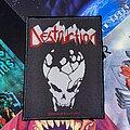 Destruction - Patch - Destruction Skull Logo Patch
