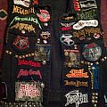Slayer - Battle Jacket - Black Vest