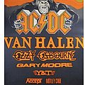 Monsters Of Rock - Other Collectable - Monsters of rock 1984 posters