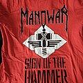 Manowar - TShirt or Longsleeve - Hand painted T shirt