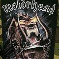 Motörhead - Patch - Motörhead Orgasmatron Back Patch