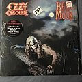 Ozzy Osbourne - Tape / Vinyl / CD / Recording etc - Bark at the Moon, Near Mint CBS LP 1983