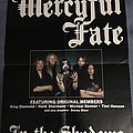 Mercyful Fate - Other Collectable - In the Shadows Promo Poster Metal Blade 1993