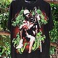 "2001 GUNS N ROSES ""Axl"" All Over Print Shirt"