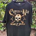 "Cypress Hill - TShirt or Longsleeve -  CYPRESS HILL ""Skull & Bones"" Shirt"