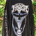 "Immortal - TShirt or Longsleeve - 1997 IMMORTAL ""Nebular Ravens Winter"" Long Sleeve Shirt"