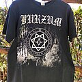 "Burzum - TShirt or Longsleeve - Early 00s BURZUM ""Sigillum Sanctum Fraternitatis"" Shirt"