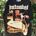 "Entombed - TShirt or Longsleeve -  1998 ENTOMBED ""Same Difference"" Bootleg Shirt"
