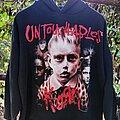 """Korn - Hooded Top / Sweater -  2002 KORN """"Untouchables"""" Hoodie"""