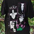 "THE CULT - TShirt or Longsleeve -  80s/90s THE CULT ""Love"" Very Bootleg Shirt"