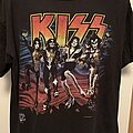 Kiss - TShirt or Longsleeve - KISS - Destroyer - '75 to '96 - 20 Years of Destruction