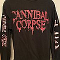Cannibal Corpse - TShirt or Longsleeve - Cannibal Corpse - Monolith Of Death Tour 1996