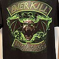 Overkill - TShirt or Longsleeve - Overkill - The Electric Age - World Tour 2012