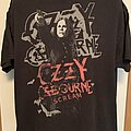 Ozzy Osbourne - TShirt or Longsleeve - Ozzy Osbourne - Scream