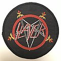 Slayer - Patch - Slayer pentagram logo patch