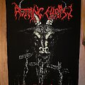 Rotting Christ - Patch - Rotting Christ - Thy Mighty Contract Official Backpatch