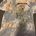 Metallica - TShirt or Longsleeve - Metallica tie dyed justice