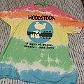 Woodstock - TShirt or Longsleeve - Woodstock tie dyed