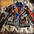 Misfits - Battle Jacket - First hand painted punk jacket