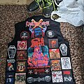 Cannibal Corpse - Battle Jacket - Layout for new vest