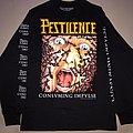 Pestilence - TShirt or Longsleeve - Consuming Impulse Longsleeve