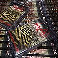 Necrodeath - Tape / Vinyl / CD / Recording etc - Defragments of Insanity Cassette