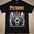 Pestilence - TShirt or Longsleeve - Testimony of the Ancients T-Shirt
