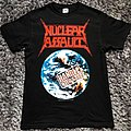 Nuclear Assault - TShirt or Longsleeve - Handle With Care T-Shirt