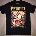 Pestilence - TShirt or Longsleeve - Consuming Impulse T-Shirt