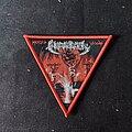 Sepultura - Patch - Sepultura Morbid Visions Patch