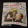 Iron Maiden - Tape / Vinyl / CD / Recording etc - Iron Maiden Be quick or be dead Single LP