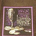 Lamb Of God - Patch - Lamb of God Sacrament