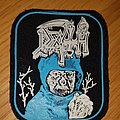 Death - Patch - Death leprosy rubber patch