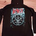 Slayer - Hooded Top - Slayer hoodie