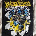 Judas Priest - Patch - Judas Priest  -Defenders of the Faith DIY Backpatch