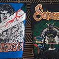 Saxon - Patch - Saxon Backpatches