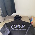 Cradle Of Filth - Hooded Top - Cradle of filth Cruel Brittania hoodie
