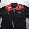 Motörhead- Dragonfly embroidered Shirt