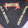 Benediction - Hooded Top - Benediction- Scriptures (excl. Nuclear Blast) Hooded Zipper