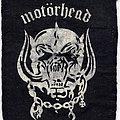 Motörhead - Patch - Motörhead Snaggletooth Patch