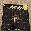 Anthrax - Tape / Vinyl / CD / Recording etc - Among the Living - LP (1987)
